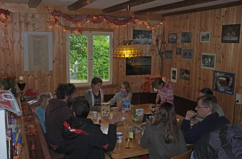 Bootsclub Freistett - Frühstück 1