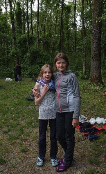 Bootsclub Freistett - Maja und Hannah 8