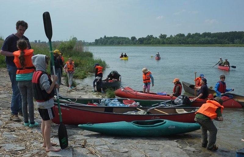 Rast am Rhein 1