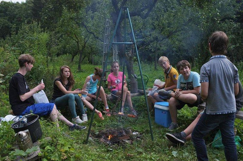 Lagerfeuer Etzwiesen 2