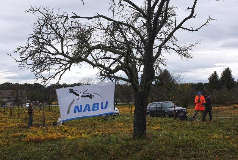 NABU-Fahne 2