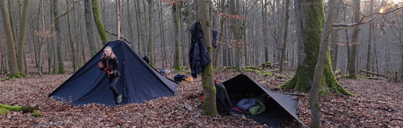 Aufbau Wühlmaus-Lager 17