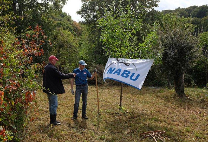 Pflegeeinsatz NABU-Wiese 13