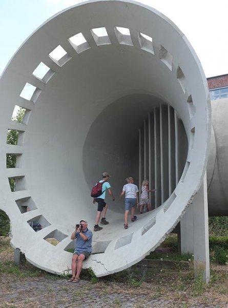 03 Junkersmuseum Dessau - Windkanal 2