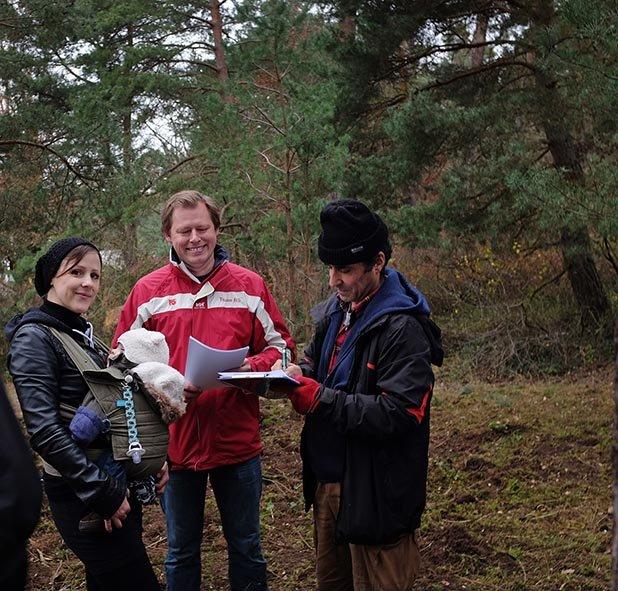 Waldeinsatz Breslauer Str 13