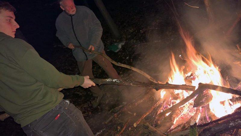 Nacht am Feuer 03
