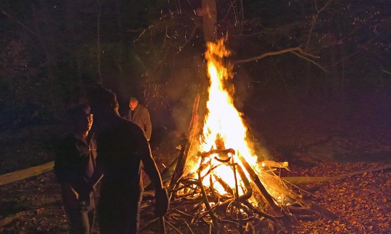 Nacht am Feuer 05
