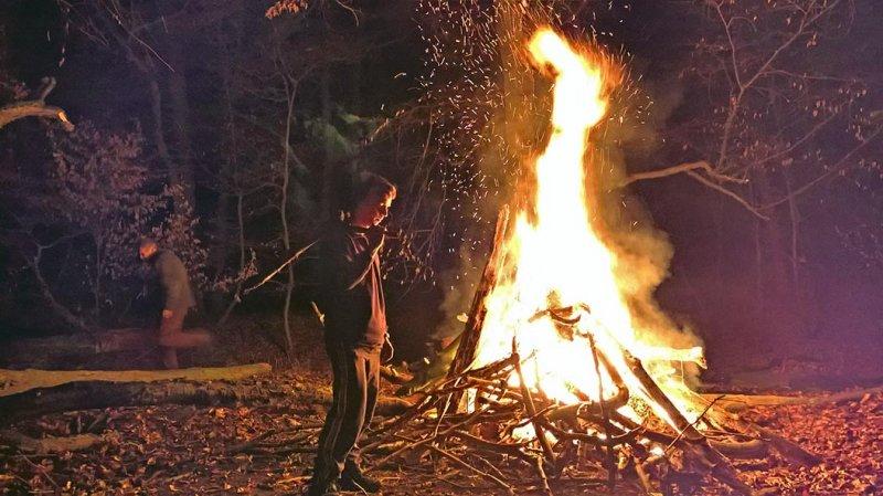 Nacht am Feuer 06