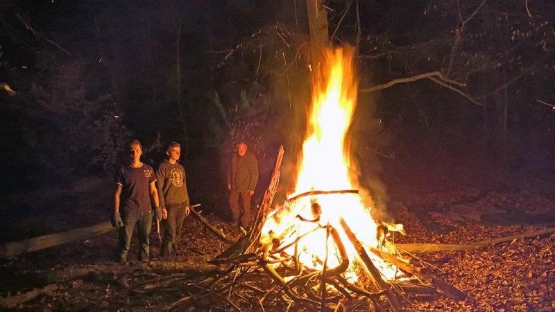 Nacht am Feuer 08