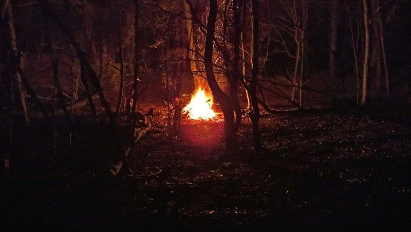 Nacht am Feuer 10