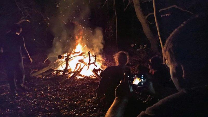 Nacht am Feuer 13