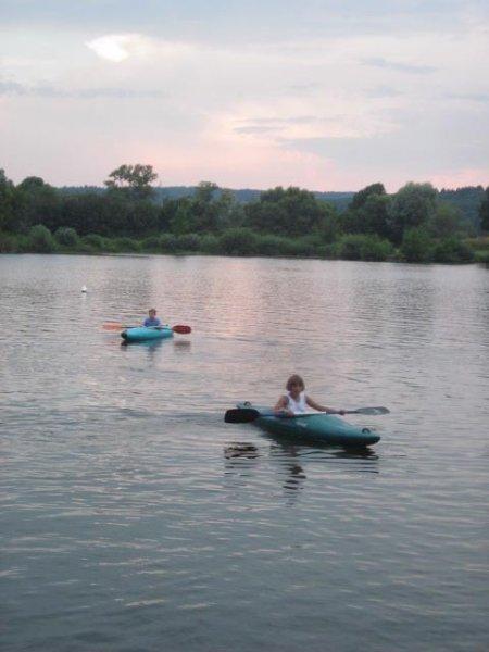 Lager Ebensfeld - Badestelle 3