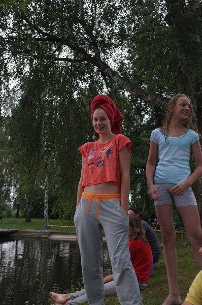 Lager Ebensfeld - Dodo und Julia 1