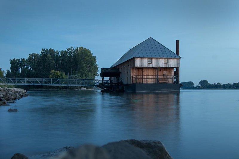 Nonnenaue - Flußmühle
