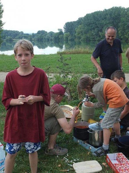 Camp Ebing - Essen machen 01