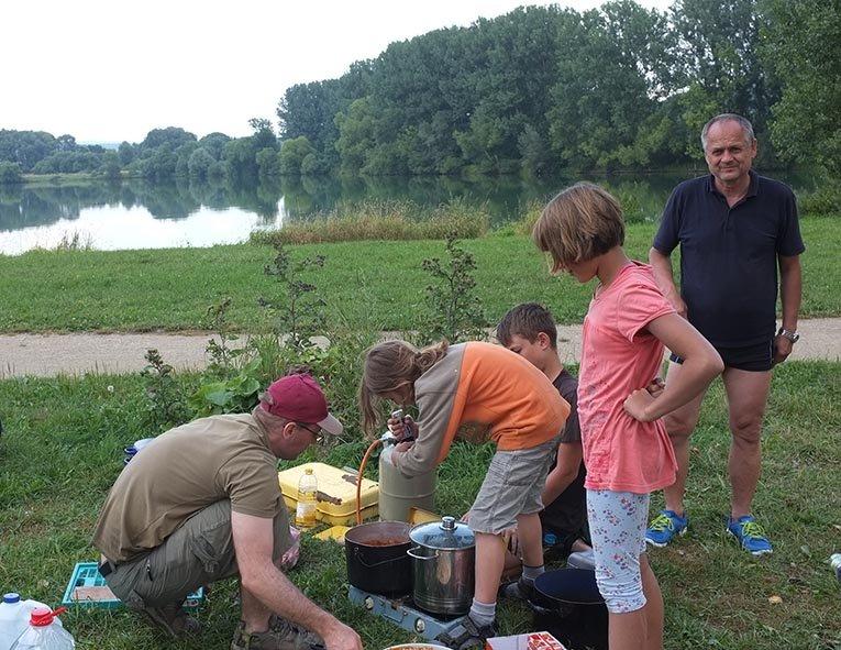 Camp Ebing - Essen machen 02
