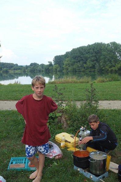 Camp Ebing - Essen machen 04