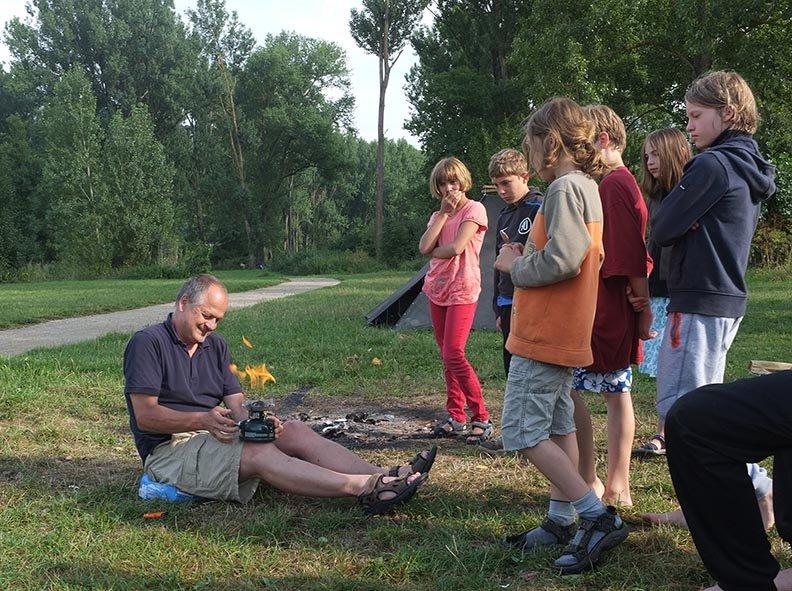 Camp Ebing - Essen machen 06