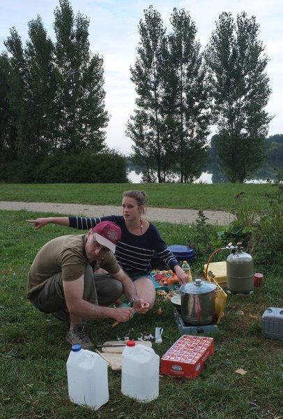 Camp Ebing - Essen machen 08