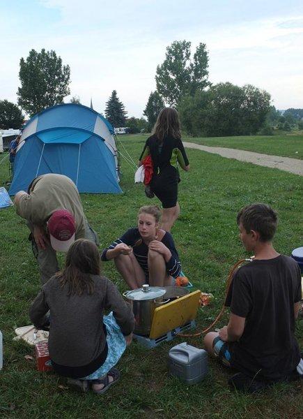 Camp Ebing - Essen machen 09