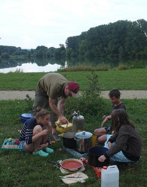 Camp Ebing - Essen machen 10
