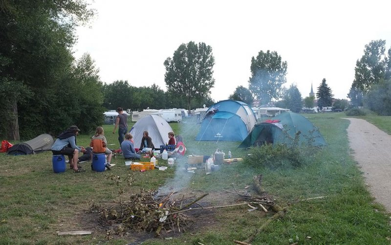 Camp Ebing - Lagerfeuer 03