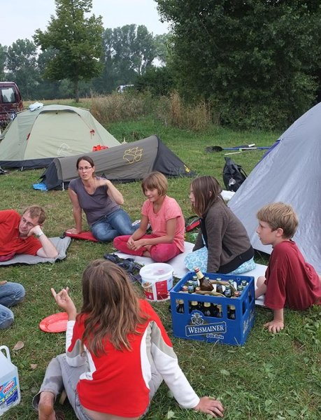 Camp Ebing - Lagerfeuer 05