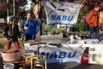 Aufbau NABU-Stand 5 10x15s