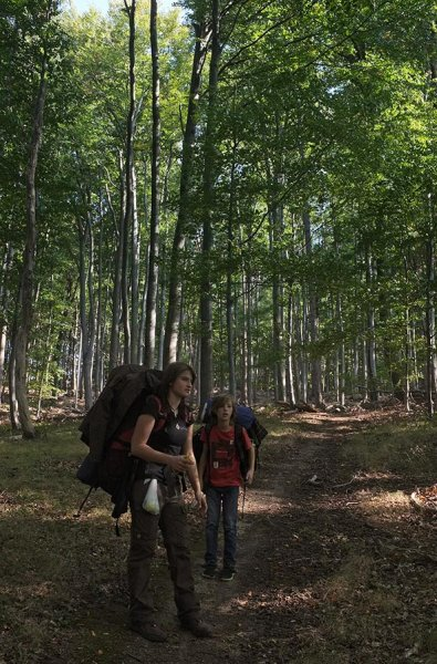 Überlebenstour - Marsch durch den Wald 2