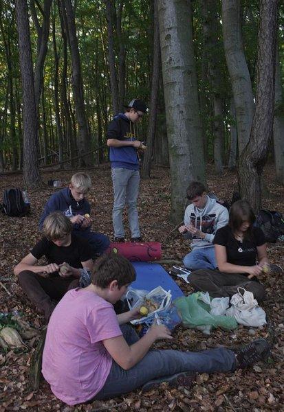 Überlebenstour - Nachtlager 2