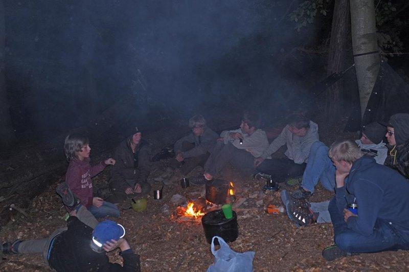 Überlebenstour - Nachtlager 3