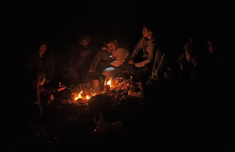 Überlebenstour - Nachtlager 4