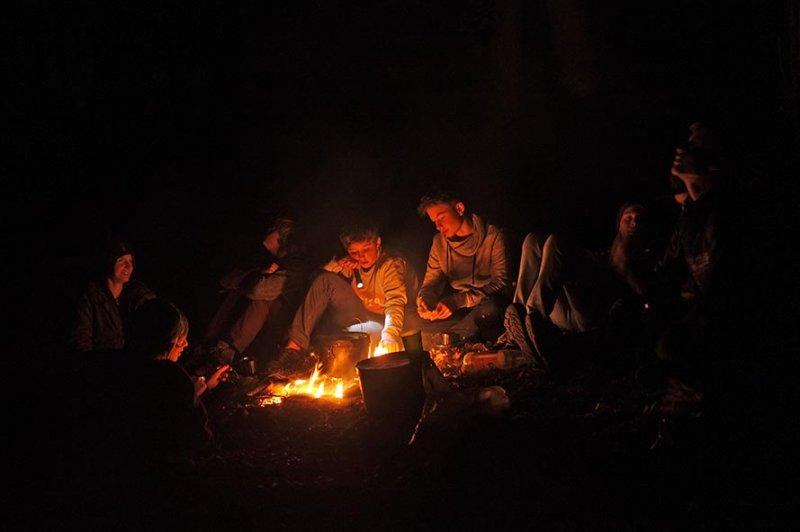 Überlebenstour - Nachtlager 5