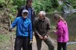 Tümpel für die Gelbbauchunke am Wassersteinbruch 7