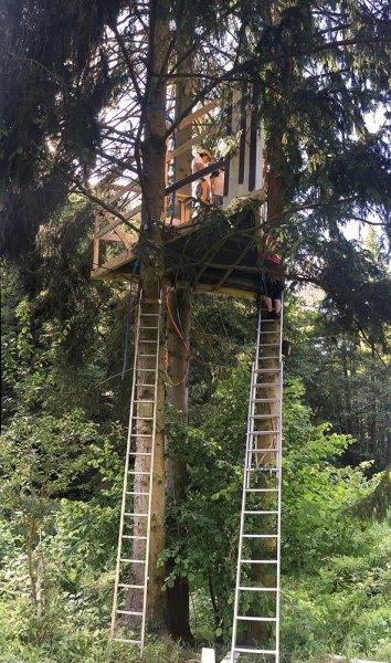 Baumhaus Etzwiesen 1 10x17s