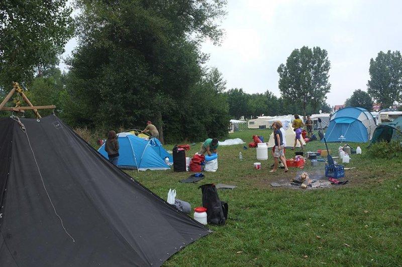 Camp Ebing - Aufbruch 1