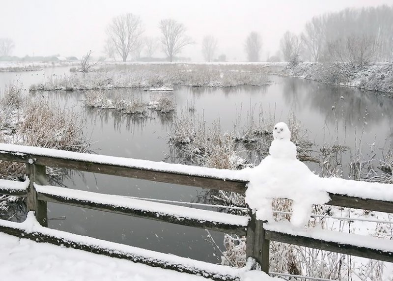 01 Erster Schnee