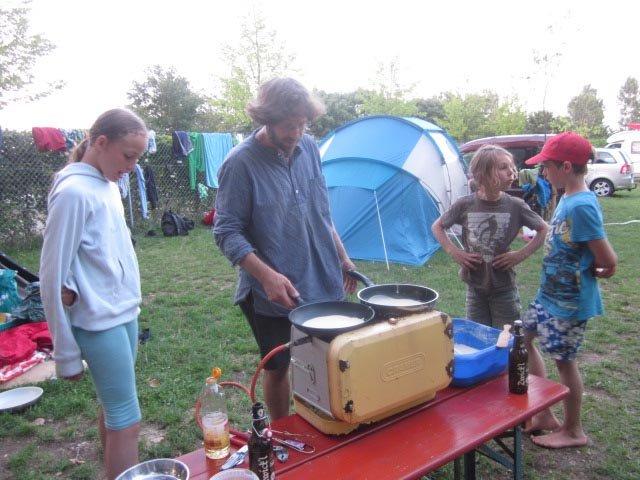 Camp Bamberg - Abendbrot 10