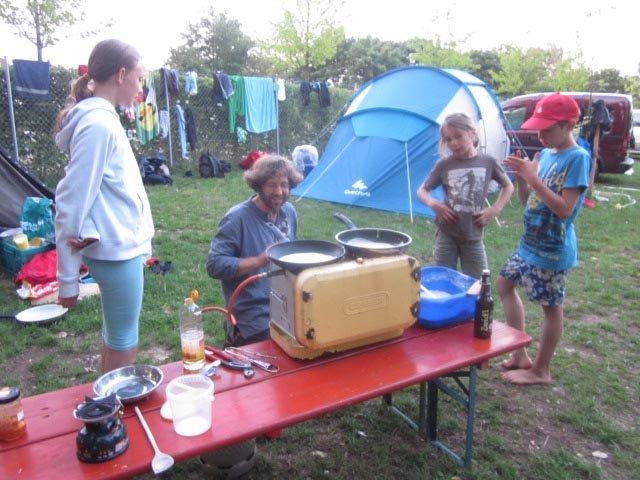 Camp Bamberg - Abendbrot 11