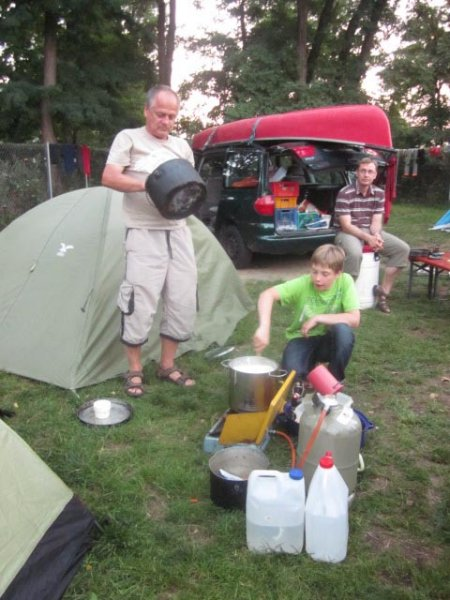 Camp Bamberg - Abendbrot 12