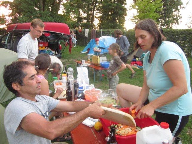 Camp Bamberg - Abendbrot 04