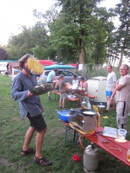 Camp Bamberg - Abendbrot 05