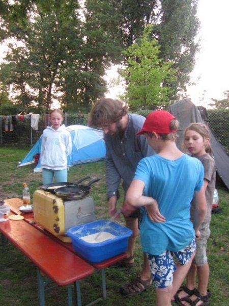 Camp Bamberg - Abendbrot 06