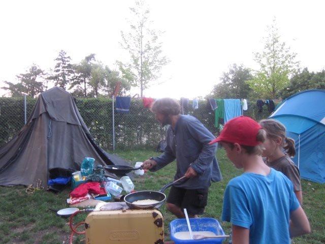 Camp Bamberg - Abendbrot 07