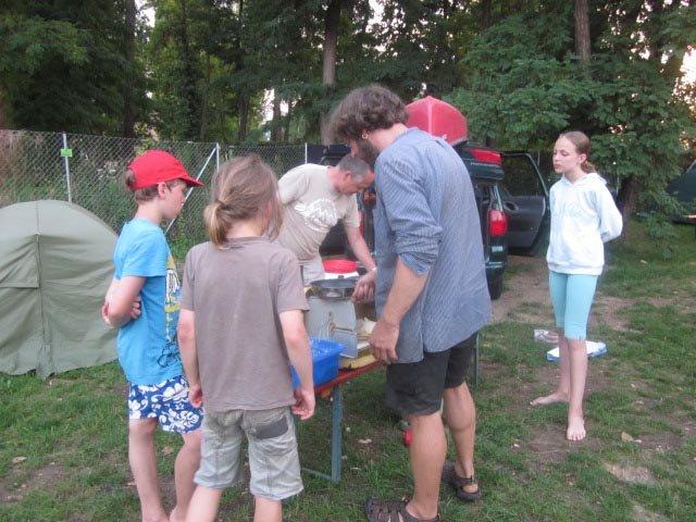 Camp Bamberg - Abendbrot 09