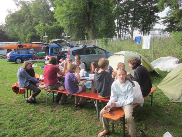 Camp Bamberg - Frühstück 4