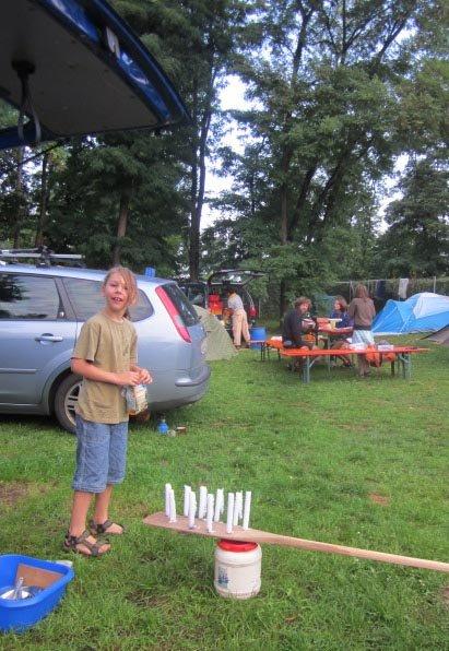 Camp Bamberg - Geburtstagskerzen 2