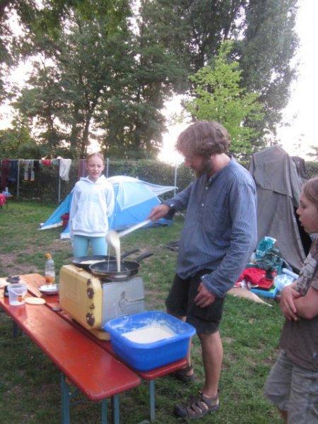 Camp Bamberg - Abendbrot 08