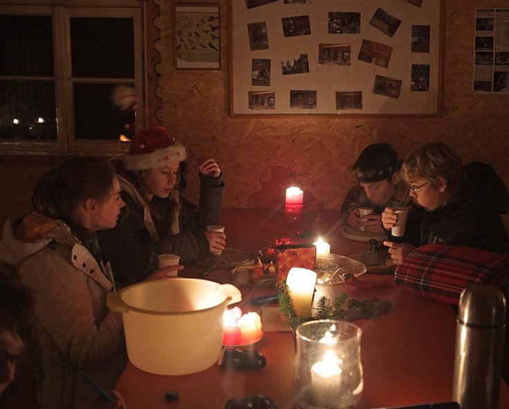 11 Abendbrot im Lernort Natur