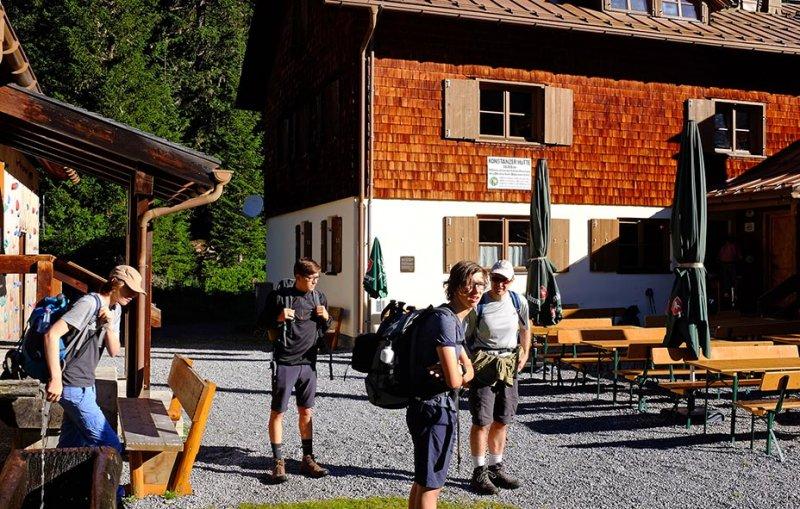 02 Start Konstanzer Hütte 2 10x15s
